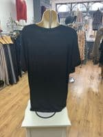 Diamante T Shirt With Sequins
